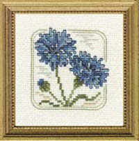 Carolyn's Meadow -Cornflower Kit