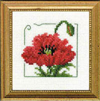 Carolyn's Garden - Poppy Kit