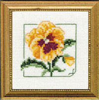 Carolyn's Garden - Pansy Kit