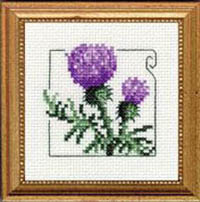 Carolyn's Garden - Thistle Kit