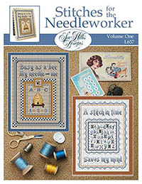 Stitches for the Needlework Vol 1