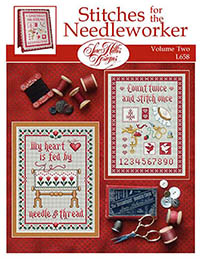 Stitches for the Needlework Vol 2