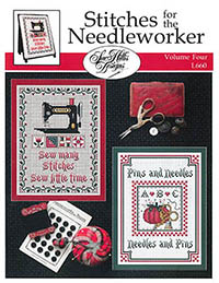Stitches for the Needlework Vol 4