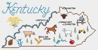State Map - Kentucky