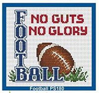Quick to Stitch Sports - Play Football