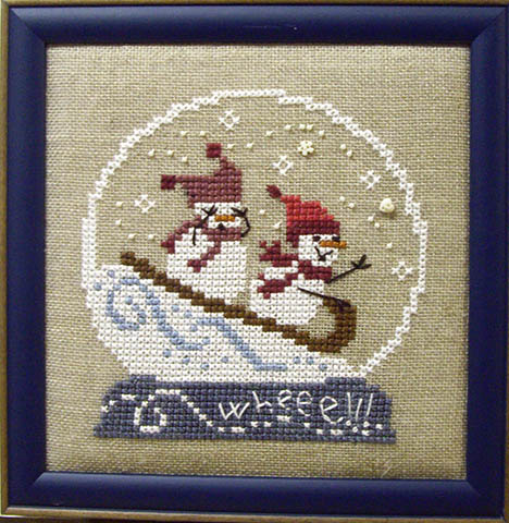 Go Your Own Way Heritage Crafts Simply Heritage Cross Stitch Kit