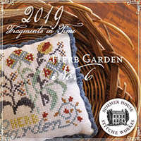 2019 Fragments in Time #6 - Herb Garden