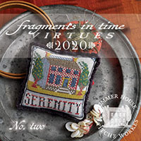 2020 Fragments in Time #2 - Serenity