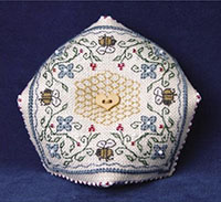 Bumblebee Biscornu Kit