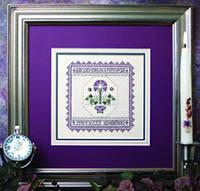 Lavender Carnation Sampler Kit