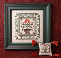 Country Flowers Sampler Kit