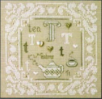 French Alphabet - T is for Teatime Kit