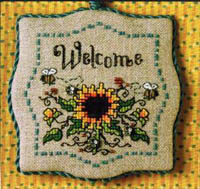 Sunflowers and Bumblebees Welome Kit