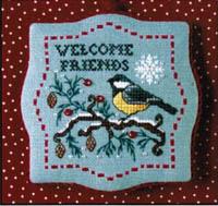 Chickadee Winter Welcome Kit