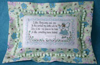 My Little Tooth Fairy Pillow Kit