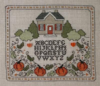 House on Pumpkin Hill Kit
