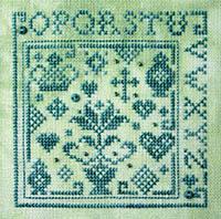 Quaker Alphabet Square II