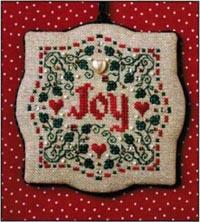 Joy Christmas Ornament Kit