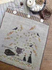 Mourning Tree Sewing Bag