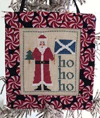 Santa Visits Scotland