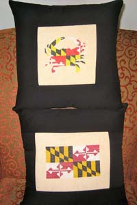 Maryland Flag Crab