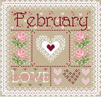 Monthly Sampler - February