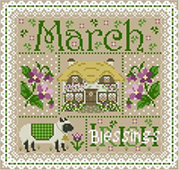 Monthly Sampler - March