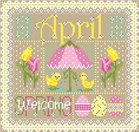 Monthly Sampler - April