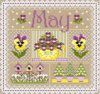 Monthly Sampler - May