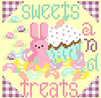 Bunny Trail #10 - Bunny Trail Sweet and Treats