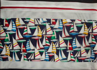Sailing Away Project Bag