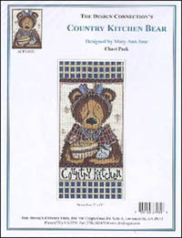 Country Kitchen Bear