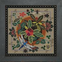 Blooms & Bugs - Vinca