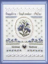 September Birthday Sampler