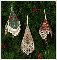 Fabulous Tassels Ornaments