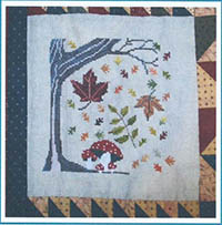 Autumn Splendor - Autumn Tree