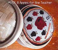 8 Apples For The Teacher