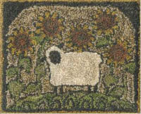 Sunflower Sheep