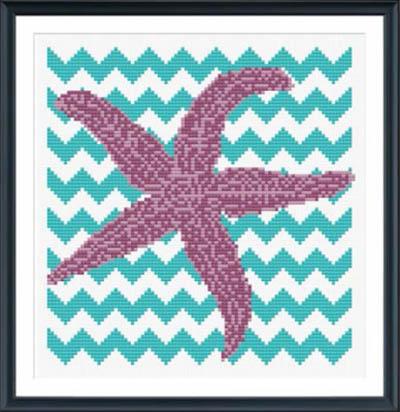 Chevron Starfish
