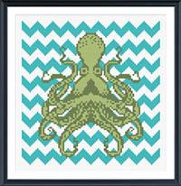 Chevron Octopus