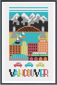 Landmarks - Vancouver