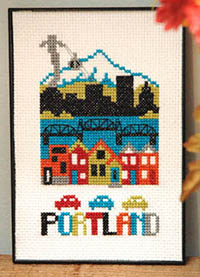 Landmarks - Portland