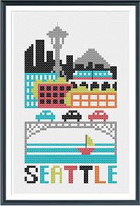 Landmarks - Seattle