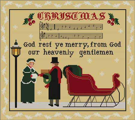 Sounds of Christmas - God Rest Ye Merry Gentlemen