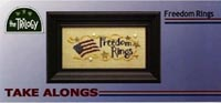 Takealong - Freedom Rings Kit