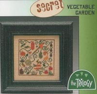 Secret Vegetable Garden Kit