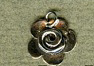Flower Sterling Silver Trinket by The Trilogy