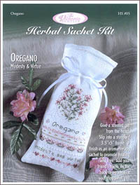 Herbal Sachet Kit - Oregano