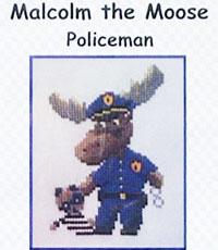 Malcolm - Policeman