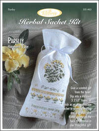 Herbal Sachet Kit - Parsley